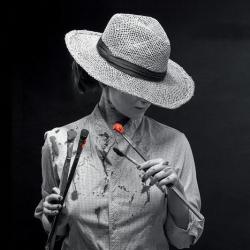 Портрет написанный нотами ароматов.