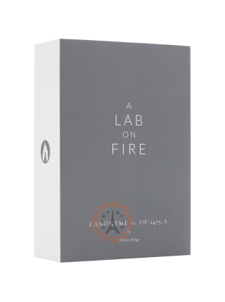 A Lab On Fire - L Anonyme ou OP-1475-A