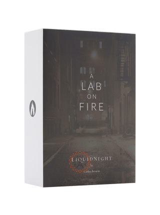 A Lab On Fire - Liquidnight