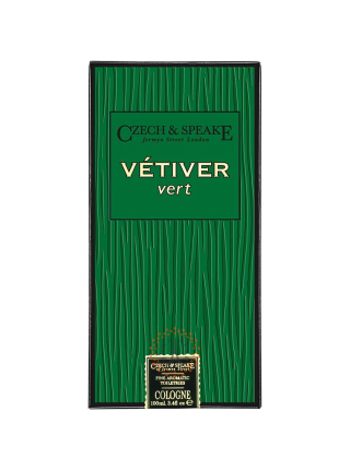 Czech and Speake - Vetiver Vert