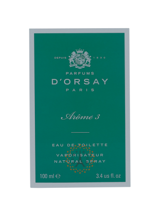 D`Orsay - Arome 3 - New
