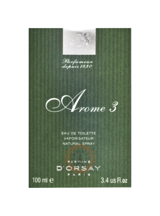 D`Orsay - Arome 3
