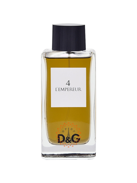 Dolce and Gabbana - 4 L Empereur