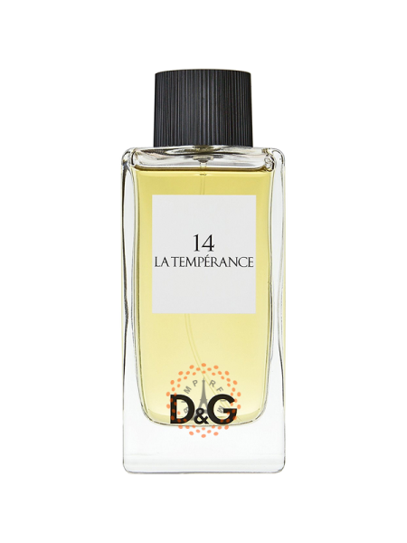 Dolce and Gabbana - 14 La Temperance