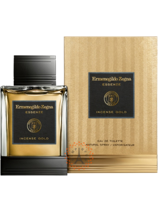 Ermenegildo Zegna - Incense Gold