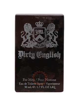 Juicy Couture - Dirty English