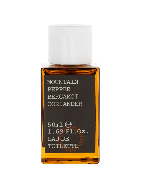 Korres - Mountain Pepper / Bergamot / Coriander