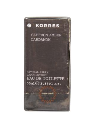 Korres - Saffron / Amber / Cardamom