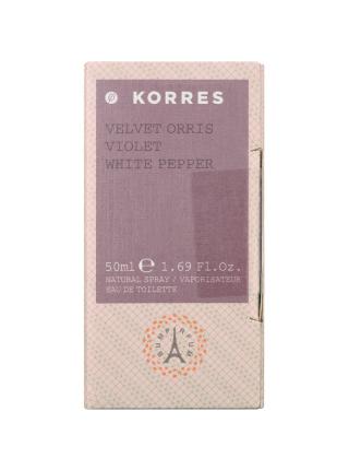 Korres - Velvet Orris / Violet / White Pepper