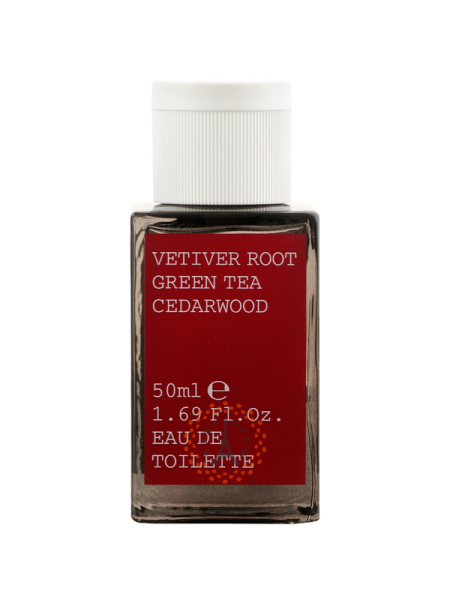 Korres - Vetiver Root / Green Tea / Cedarwood