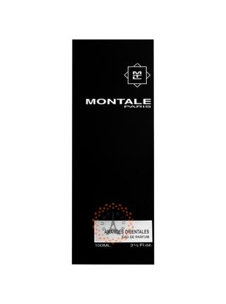 Montale - Amandes Orientales
