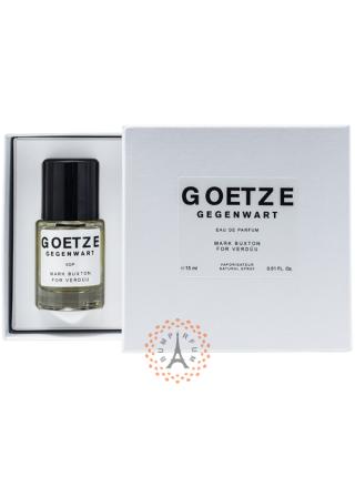 Verduu - Goetze Gegenwart