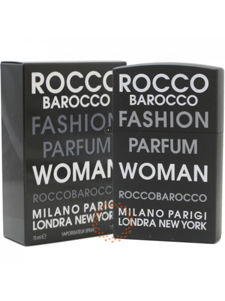 RoccoBarocco Fashion Parfum Woman