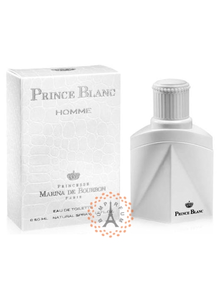 Princesse Marina De Bourbon - Prince Blanc