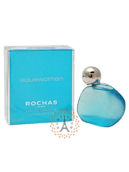 Rochas Aquawoman