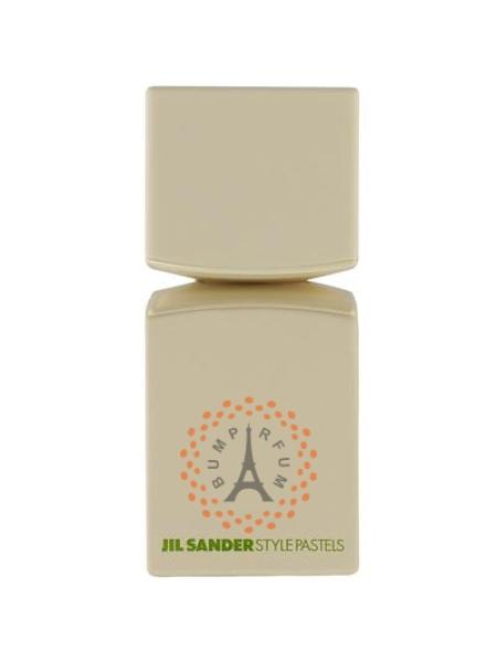 Jil Sander Style Pastels Soft Yellow