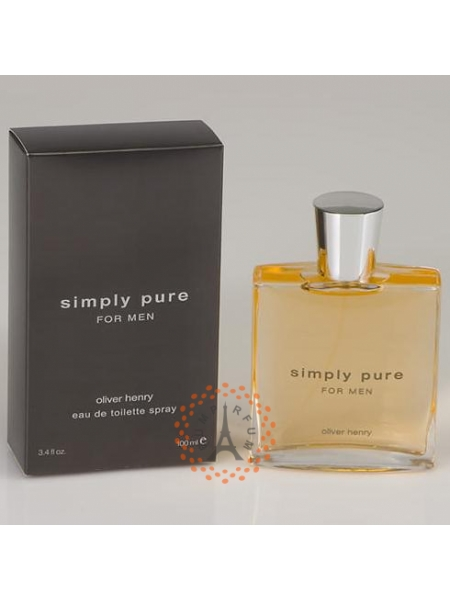 Oliver Henry Simply Pure