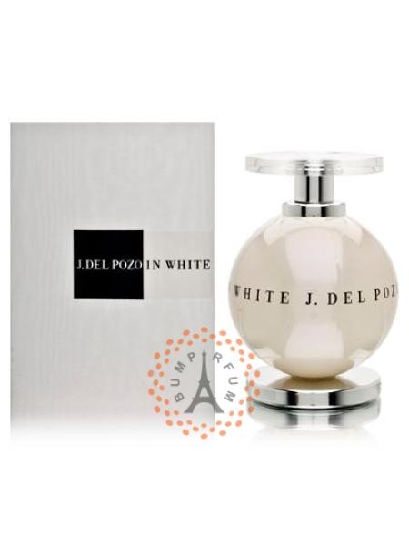 J. Del Pozo In White