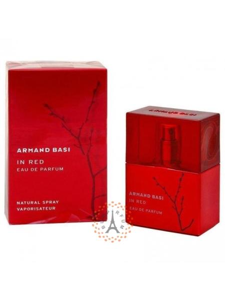 Armand Basi - In Red Eau de Parfum
