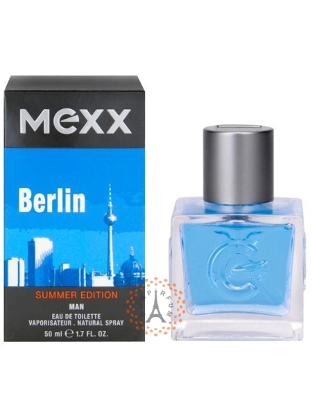 Mexx - Berlin Summer Edition