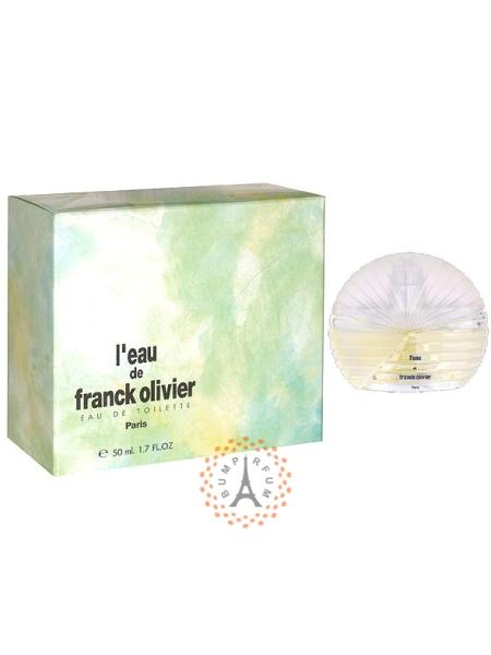 Franck Olivier L'eau de Franck Olivier