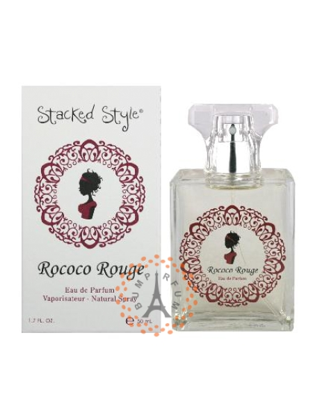 Stacked Style Rococo Rouge