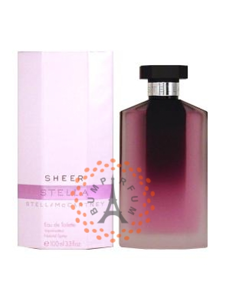 Stella McCartney - Sheer Stella