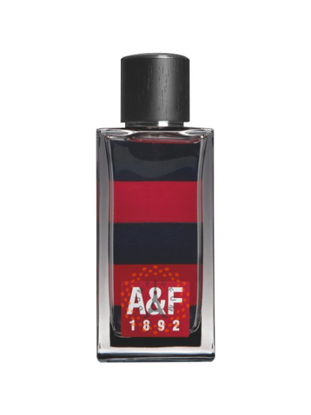 Abercrombie & Fitch - A&F 1892 Red