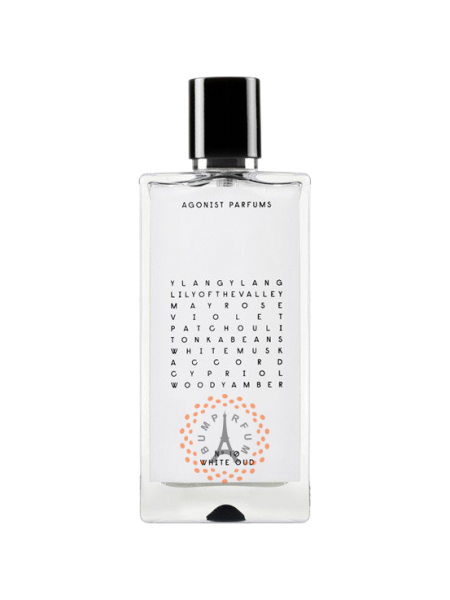 Agonist Parfums - No. 10 White Oud