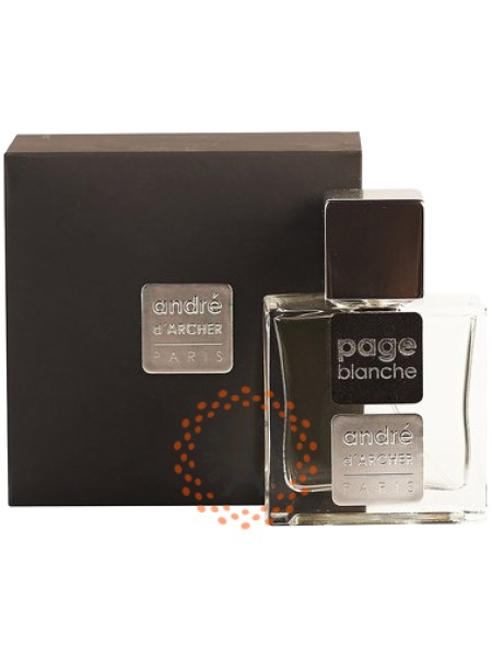 Andre D'Archer Page Blanche