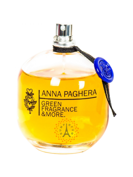 Anna Paghera - No4 Blu d Arabia