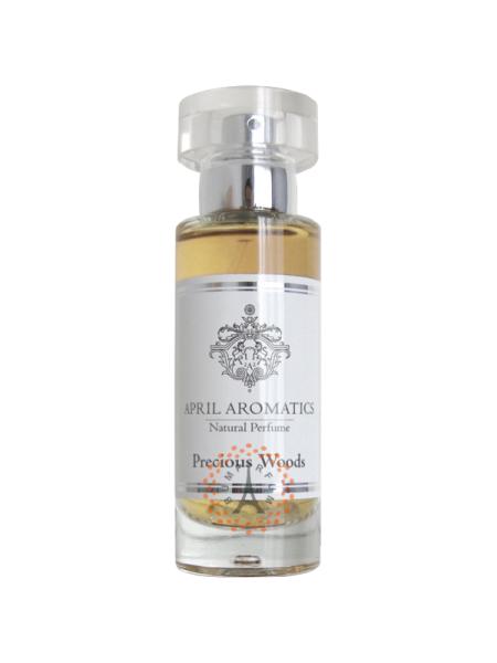 April Aromatics - Precious Woods