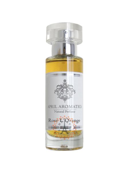 April Aromatics - Rose L'Orange