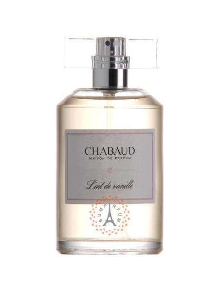Chabaud - Lait de Vanille