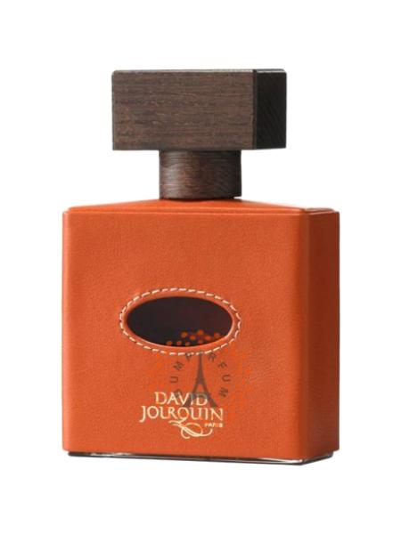 David Jourquin - Cuir Mandarine