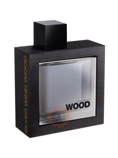 Dsquared2 - He Wood Silver Wind Wood
