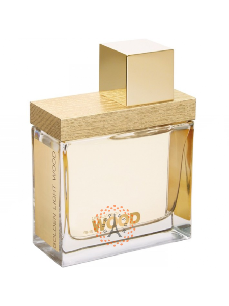 Dsquared2 - She Wood Golden Light Wood
