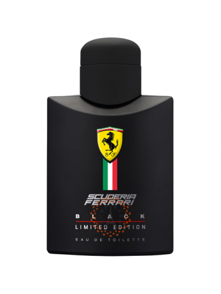 Ferrari Scuderia Black Limited Edition
