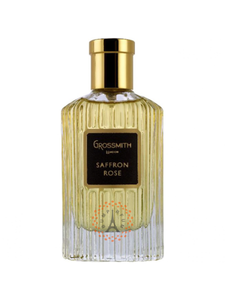 Grossmith Black Label Collection - Saffron Rose