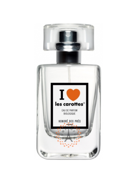 Honore des Pres - We Love New York: I Love Les Carottes