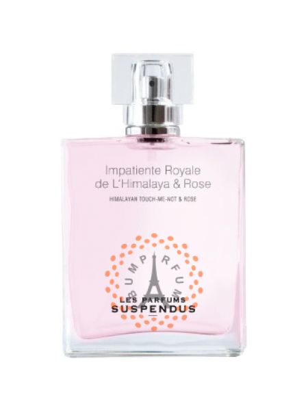 Les Parfums Suspendus Impatiente Royale De L'himalaya & Rose