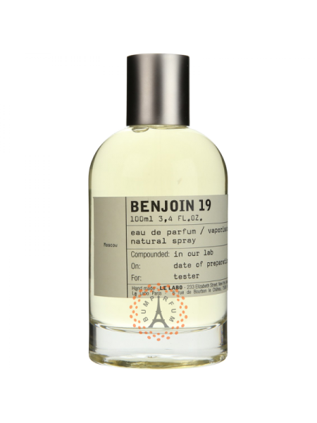 Le Labo - Benjoin 19 Moscow