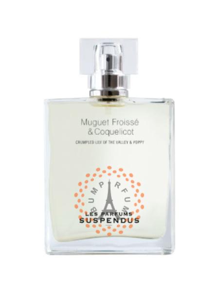 Les Parfums Suspendus Muguet Froisse & Coquelicot