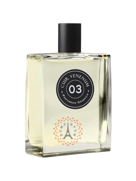 Parfumerie Generale - 03 Cuir Venenum