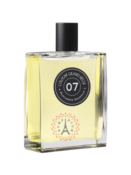 Parfumerie Generale - 07 Cologne Grand Siecle