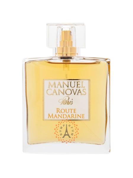 Manuel Canovas Route Mandarine